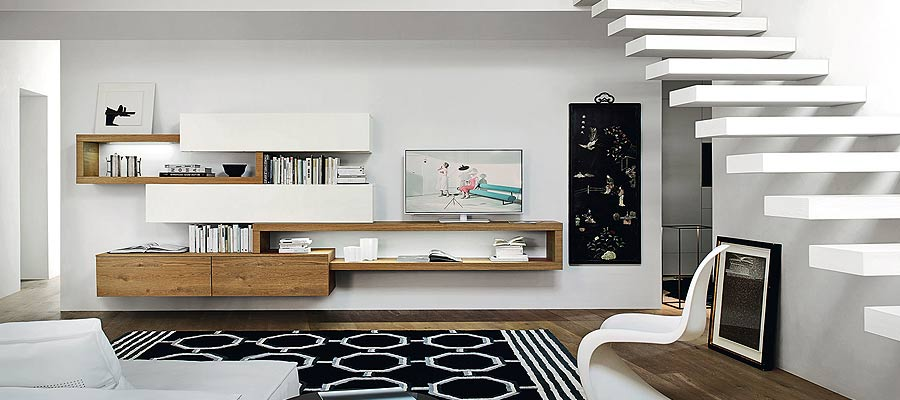 Hawaii Contemporary Living Room Furniture - Italian Living Room ...